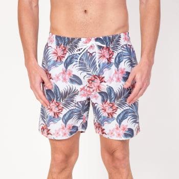 Short Tropical Floral - S24